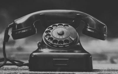 Tijdelijke verandering telefonische bereikbaarheid